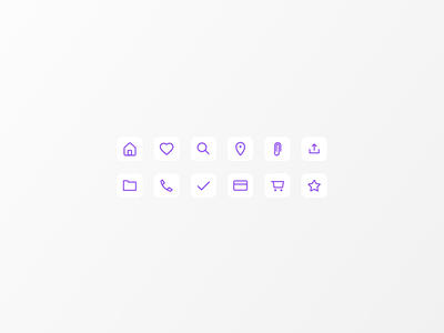 Daily UI 55. Icon Set uxui ux ux  ui ux design uxdesign ui  ux uiux ui design uidesign ui