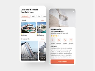 Daily UI 67. Hotel Booking webdesign ux ux  ui ux design uxdesign ui  ux uiux ui design uidesign ui