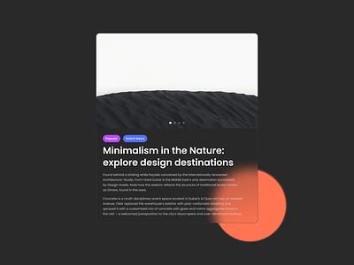 Daily UI 72. Image Slider webdesig popular design trends 2021 trends trendy trend popular shot popular uxui ux ux  ui ux design uxdesign ui  ux uiux ui design uidesign ui