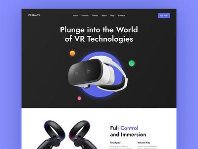 Daily UI 73. Virtual Reality web design trending trendy design trends 2021 trend trendy popular uitrends uitrend uxui webdesign ux ux  ui ux design uxdesign ui  ux uiux ui design uidesign ui