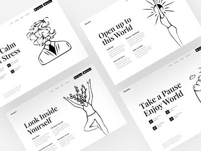 Daily UI 74. Download App trendy design trend trends 2021 popular webdesign ux ux  ui ux design uxdesign ui  ux uiux ui design uidesign ui