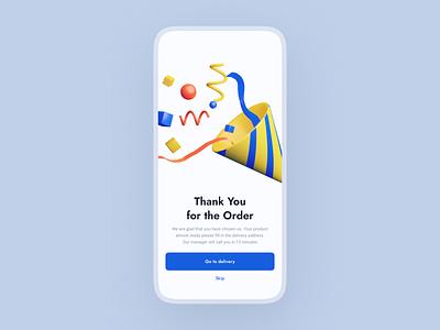 Daily UI 77. Thank You popular shot webdesigns uxui web designer webdesigner web design trends 2021 trends trend popular webdesign ux ux  ui ux design uxdesign ui  ux uiux ui design uidesign ui