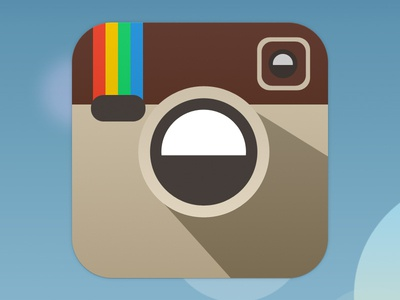 Quick illy for Instagram's  iOS7 icon