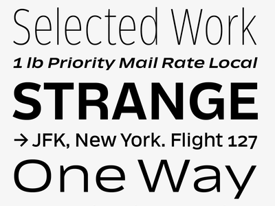 Ansage Typeface sudtipos variable fonts font family gothic sanserif typedesign design typography graphicdesign
