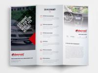 Rent-a-Car Brochure