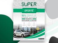 Flyer - Rent-a-Car