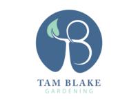 Tam Blake Gardening Logo