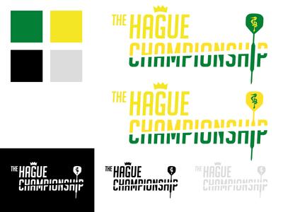 The Hague Championship Darts Logo dutch holland the netherlands tournament darten den haag the hague darts logo logo darts championship