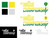 The Hague Championship Darts Logo