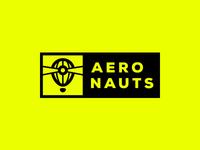 Logo refining #1 - Aeronauts