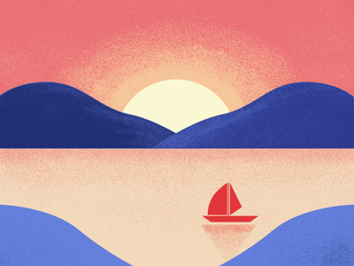 sea vector art beach coast scenery backgrounds background design background art background vectorart vector textures illustration digital illustration design illustration history flat colors adobexd adobe illustrator