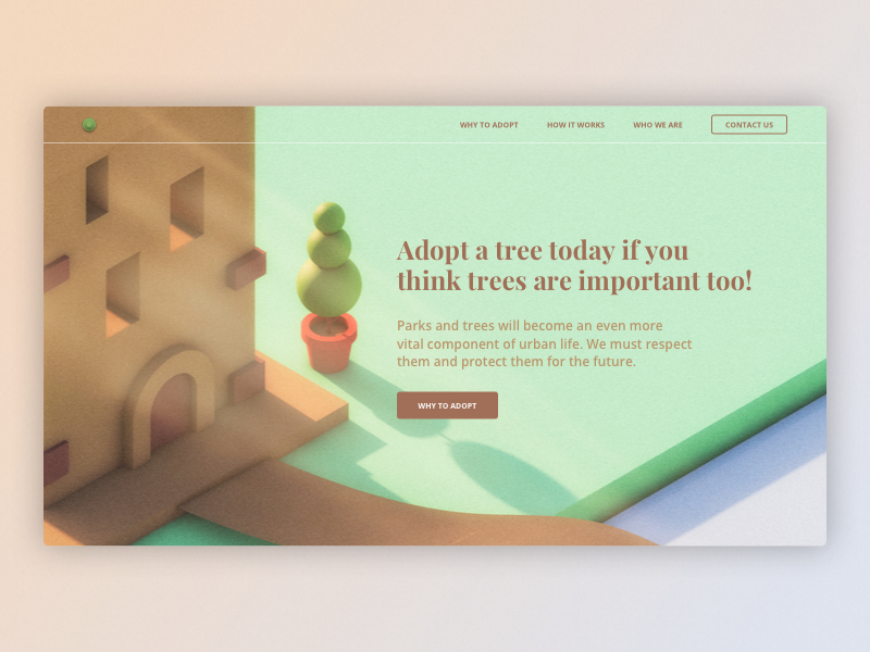 ADOPT sketchapp everyday experience interface web ui minimal flat digital clean app tree