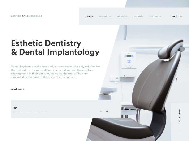 DENTAL by Mo on Dribbble