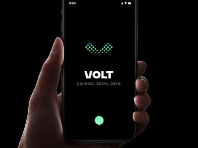 Volt - Sign-up flow sign up flow animation prototyping design prototype framer
