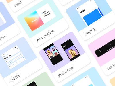 Templates in Framer animation figma sketch app kit ui templates template prototyping design prototype framer