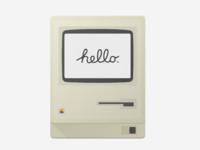 Old mac big