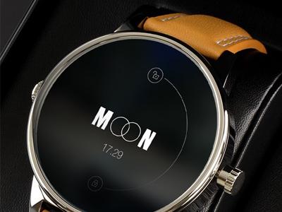 Erosbalazs Smartswatch Moon smart smartwatch watch iwatch moon devices