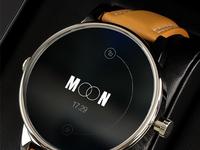 Erosbalazs Smartswatch Moon