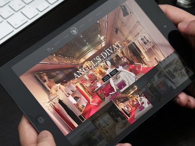 My77 responsive website design concept fashion mobil responsive webdesign website clothing girl shop clothes my77