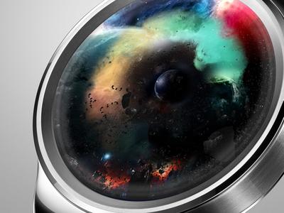 Avengers UI, android watch, loading screen guardian spiderman ironman hulk thor avengers huawei ui time clock watch smartwatch