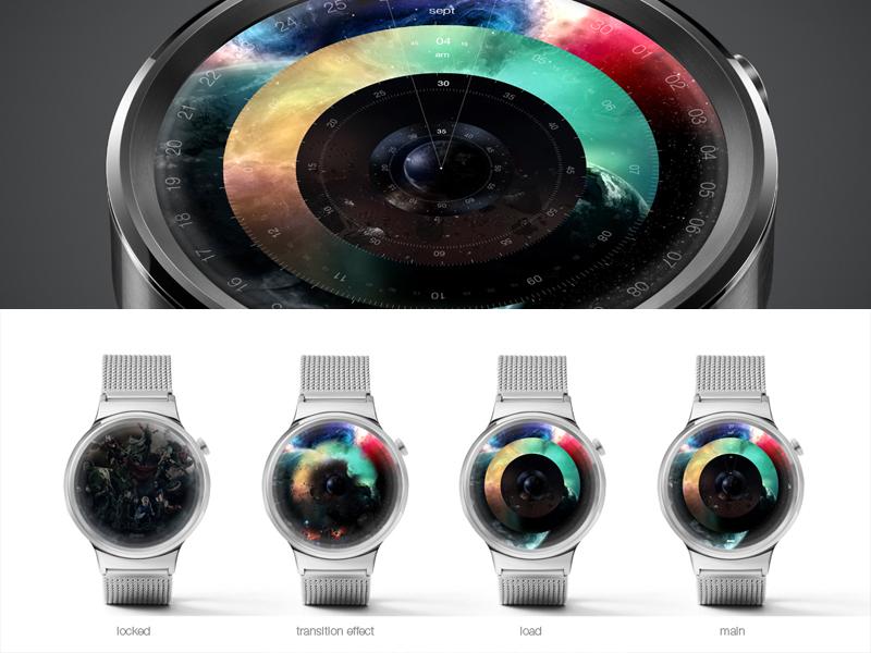 Dribbble avengers ui smartwatch05
