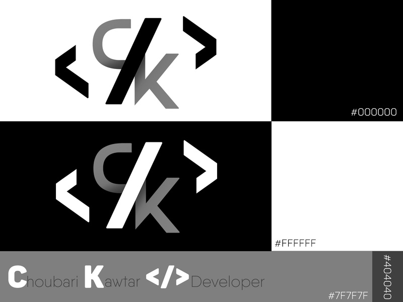 Developer Logo logodesign development developers developer logo