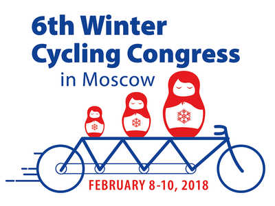 WINTER CYCLING CONGRESS in Moscow