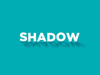 SHADOW TEXT DESIGN shadowbox shape blue inspirational design dribbble 2021 adobe photoshop font design typogaphy text type shadowing shadow text shadow type shadow