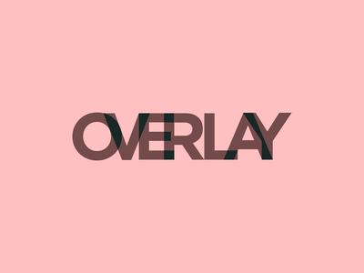 OVERLAY TEXT DESIGN inspirational dribbble adobe photoshop 2021 outline text font overlapping design art typography art font design texture typogaphy overlay typography overlay text overlay design overlay