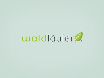 Wauldlaufer typography branding motion logo design animation