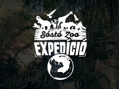 Sosto Zoo Logo Animation web design website web typography motion logo design animation