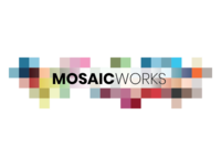Mosaic Works Logo Concept 2