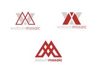 Woburn Mosaic Logo Concepts