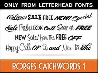 LHF Borges Catchwords 1