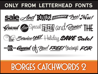 LHF Borges Catchwords 2