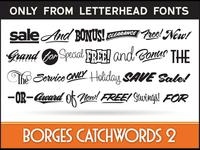 LHF Borges Catchwords 2