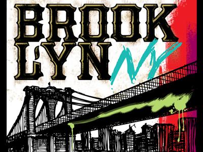 LHF Brooklyn lhf letterhead fonts lhf brooklyn circus font late 1800s vintage display commercial font