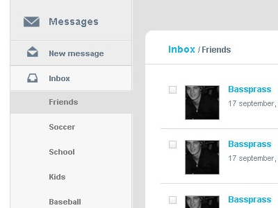 Old message inbox whoopaa
