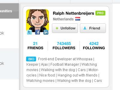 Whoopaa profile* whoopaa