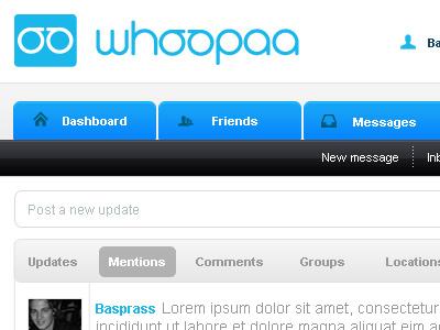 Whoopaa social platform whoopaa