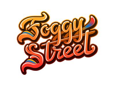 Foggy Street Logo