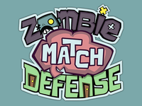 Zombie Match Defense Logo