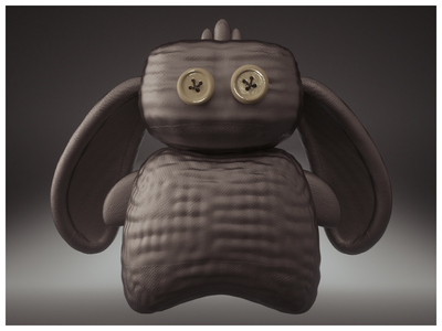 soft power illustraion cinema4d octane character design illustration 3d