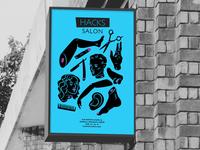 Hacks Salon | Branding Design