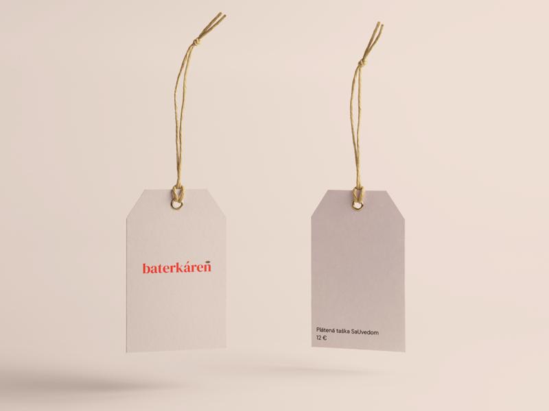 Zero Waste Shop Branding - Baterkaren