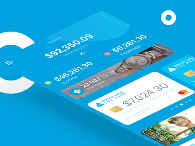 TBC bank redesign innovation mobile cards dashboard finance ux ui design app bank onlinebank tbc