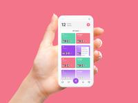 Colabri iOS app