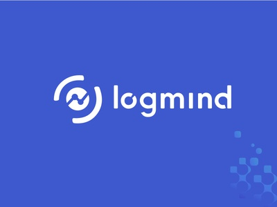 Logmind Logo Vol1 sketch vector web design app illustration mobile symbol simple logotype logo letters identity icon font flat branding artificial ai