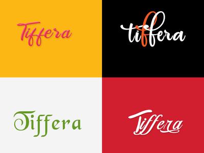 Tiffera Logo Design -