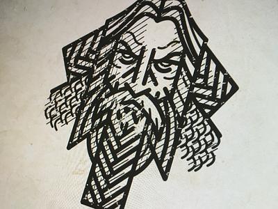 Tiwaz nordic mythology pagan tyr viking